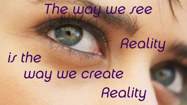 Seeing Reality